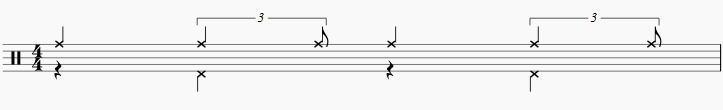 シンバルレガート実奏