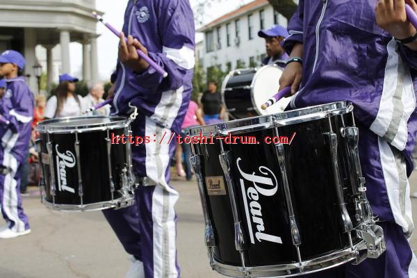 ドラム ドラッグ 練習