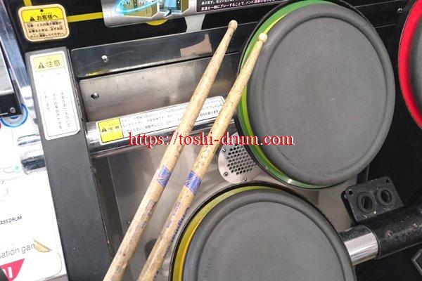 ドラム ゲーセン ドラムマニア
