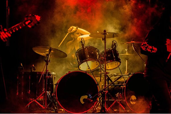 ドラム グルーヴ