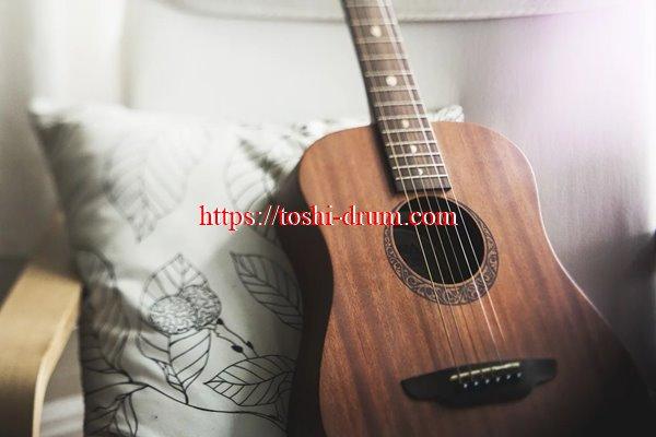 ドラム ギター