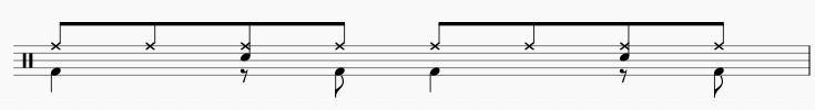 ドラム 基本