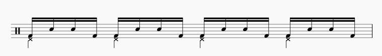 ドラム サンバ