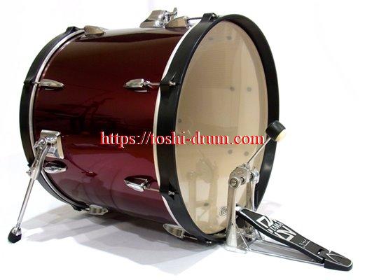 ドラム もたる