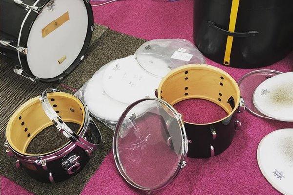 ドラムヘッド 交換時期 処分