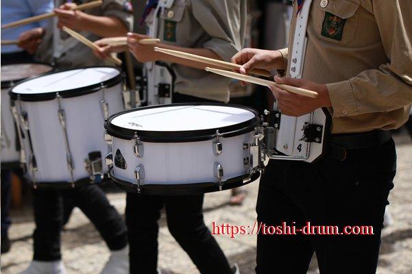 ドラム 連打