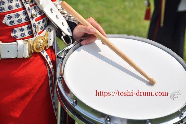 ドラム ダブルストローク