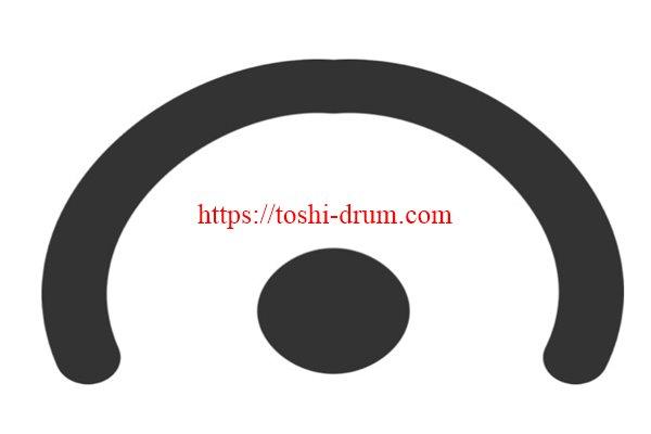 フェルマータ ドラム