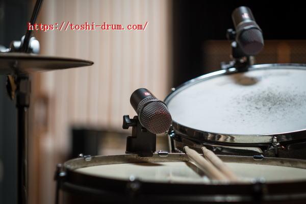 ドラム サウンドチェック