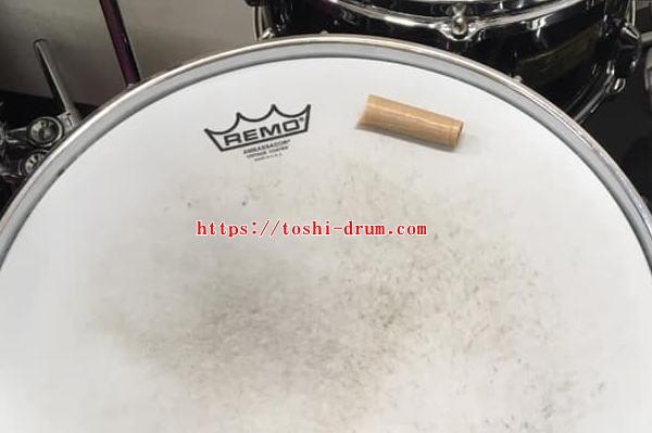 ドラム ミュート