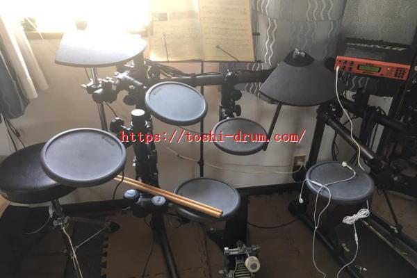子供 電子ドラム