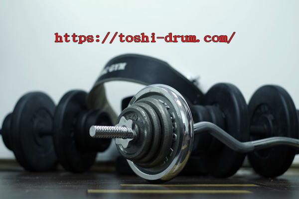筋トレ ドラム
